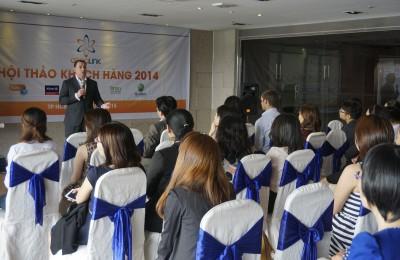 Hội thảo khách hàng Annalink 2014