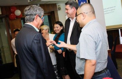 Tiệc tri ân khách hàng – Hồ Chí Minh 4.12.2015