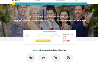 Transfer money service – Edupay