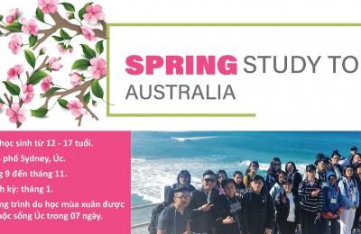 SPRING STUDY TOUR AUSTRALIA