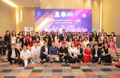 Annalink Oshcstudents & Allianz Agent Party HN 26.10.2018