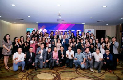 Annalink Oshcstudents & Allianz Agent Party  HCM city 23.10.2018
