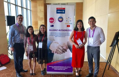 Annalink Vietnam attended the world's largest educational promotion conference – ICEF 2019
