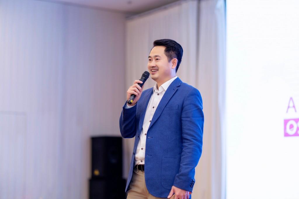 Ông Sean Võ – Annalink Managing Director