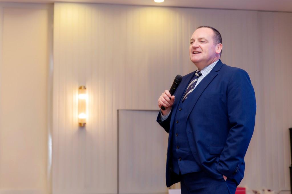 Ông Dyrral Goodhand – Tổng giám đốc công ty Allianz Global Assistance, Úc