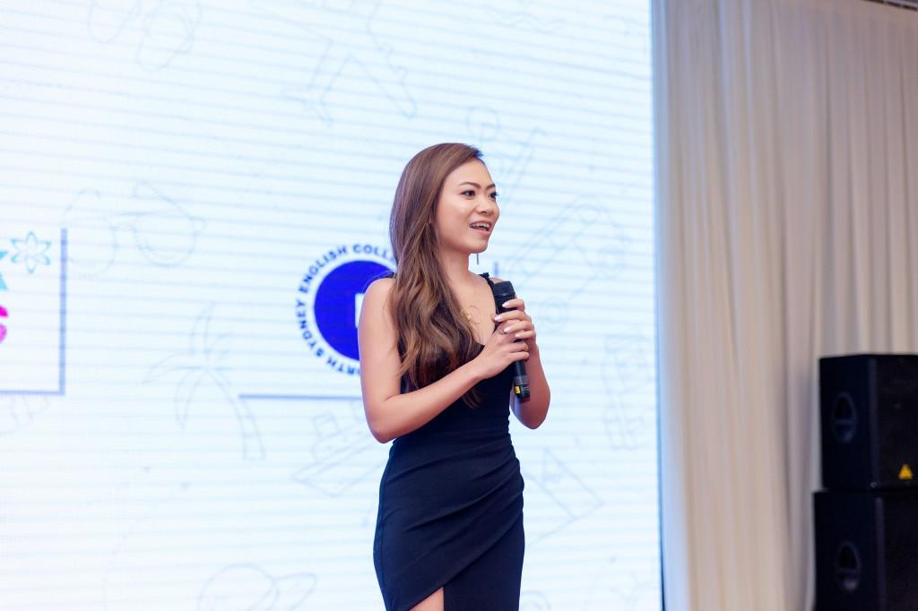 Bà Mei Suzuki- Head of Sales and Marketing Department - North Sydney English College