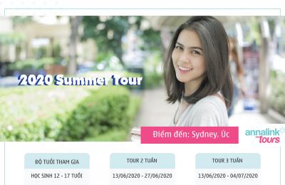 2020 Summer Tour in Sydney