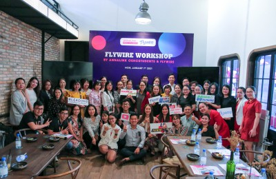 Flywire workshop 7.1.2021